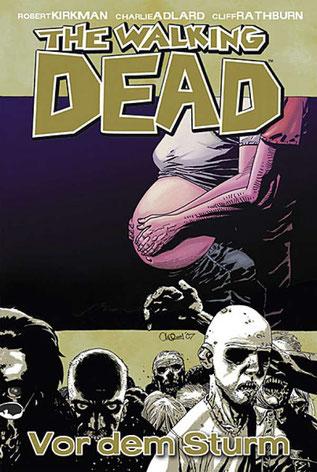 Cover The Walking Dead, Band 7: Vor dem Sturm