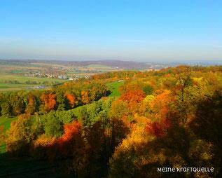 Herbst ist schön, Herbstbeginn, Herbstzauber, Kraftquelle Herbst