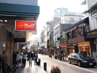 元町ショッピングストリート