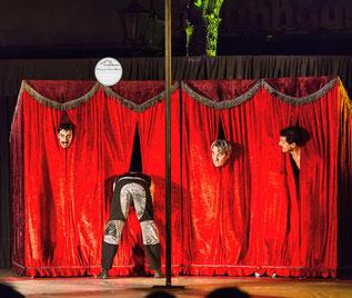 Bild: Siegerfoto zum Fotowettbewerb Welttheater der Straße 2015 Schwerte, Viviane Ulmer, www.2u-pictureworld