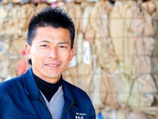 株式会社三郷クリーンセンター 鈴木茂実代表取締役