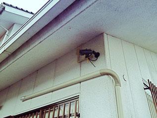 監視カメラ、防犯カメラ、事務所、営業所