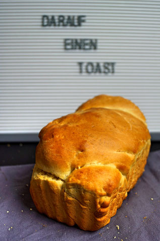 Noch n Toast, noch n Ei....