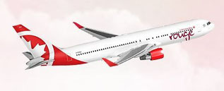 Air Canada's 'Rouge' is an adequate answer to a changed market environment  /  source: AC