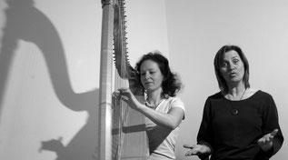 Martina Rifesser und Maria Dürrhammer