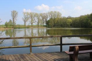 Lake in Reichardsroth