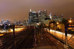Skyline, Melbourne, CBD, Australien