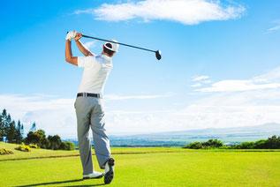 Golf spielen in Costa Navarino, Peloponnes