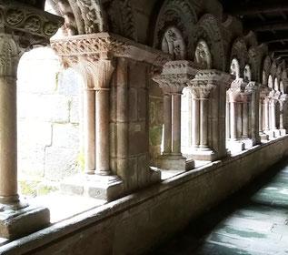 """""""Santa Maria la Real de Sar"""" in Santiago de Compostela. Foto: Dr. Thomas Wanninger"""