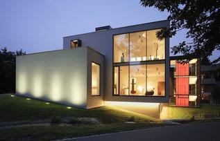1. Das Museum Lothar Fischer am Stadtpark in Neumarkt. Foto: Berschneider+Berschneider Architekten