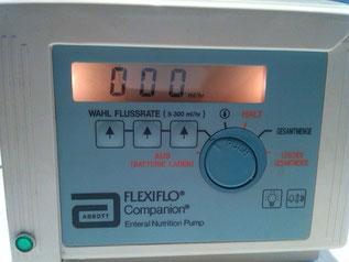 ABBOT Flexiflo Ernährungspumpe medizinischer Bedarf für Krankenhaus und Praxis