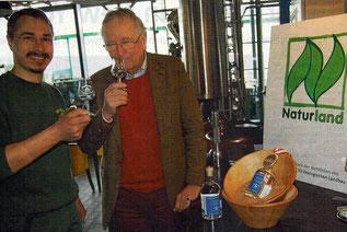 Matthias Schulz und Paul-Werner von der Schulenburg