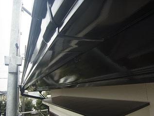 熊本市K様軒トイ塗装完成。ピカピカです。