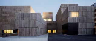 Edificio del Museo Íbero. Jaén