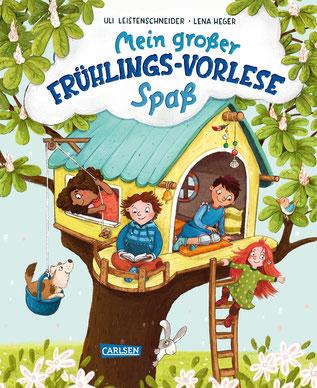 Frühling, Ostern, Frühlingsgeschichten, Vorlesen, Nachhaltig leben, klimaneutral, nachhaltige Kindergeschichten, Umweltschutz, ab 4 Jahren, Geschichten
