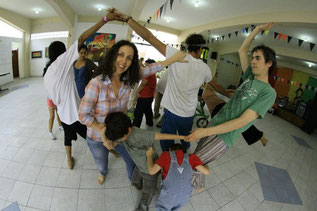 Familia en Danza;Feria Independiente Peru; Diciembre 2013