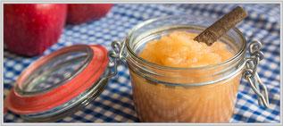 Rezept für Omas Apfelmus