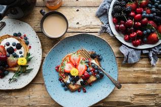 Viele Deutsche verzichten in der Fastenzeit auf Süßigkeiten und ernäheren sich bewußter (Symbolbild; Foto:  pixabay.com / StockSnap)