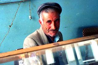 der Blick der Kurden war immer offen und freundlich
