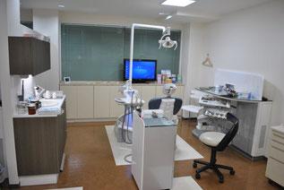 個室型診療ユニット