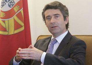 Secretário de Estado das Comunidade, José Luís Carneiro