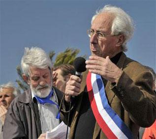 Jean-Marc Etienne, maire de Ponteves