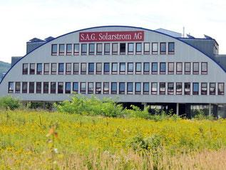 Verkauft: Die S.A.G in Freiburg. Foto: Rolf Haid/Archiv