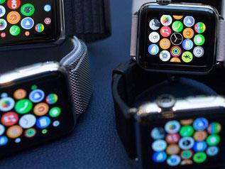 Viele App-Anbieter haben ihre Anwendungen um eine Watch-Funktion erweitert. Foto: Andrew Cowie