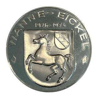 Herne Wanne Eickel Münze