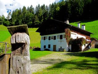Bergbauernhof in St. Magdalena