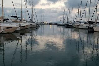Marina in Biograd