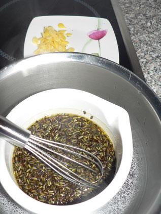 Lavendelparfait, Lavendel, Ernährung, Lebensmittel