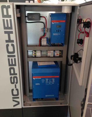 Stromspeicher mit Notstrom und direkter Ladung der Batterien auf Gleichspannungsebene billig Effizient Günstig Angebot