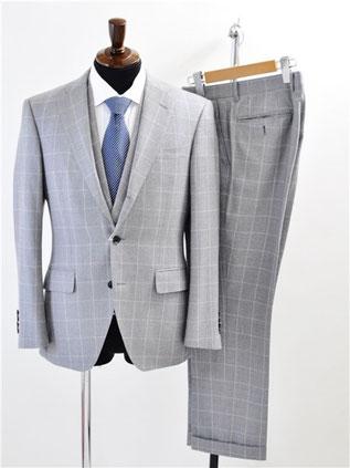 スーツセレクトのスーツをお買取させていただきました
