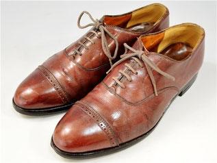 オールデン革靴お買取