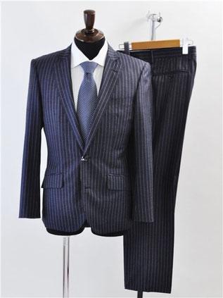 エルメネジルドゼニアのスーツをお買取