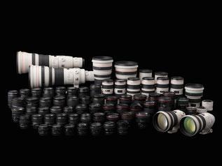 Objektive Canon