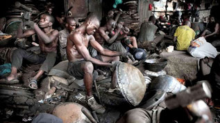 Kenyan Workers