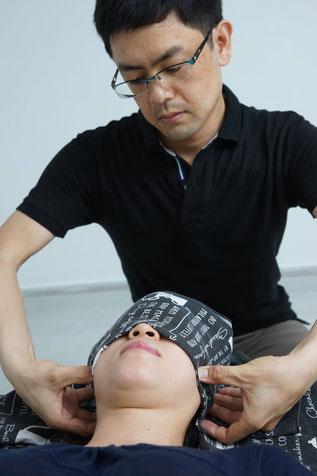 頭部 治療 リフレパシー整体