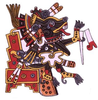 Gottheit Xolotl - Gardisto de Eterneco