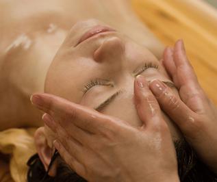 Ayuervedische Massage