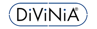 Grafik: Logo von DiViNiA, Partner von beauty conture - Permanent Make Up, Hamburg