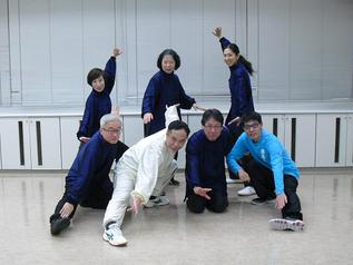 福岡伝統太極拳 湧泉会 日曜クラス
