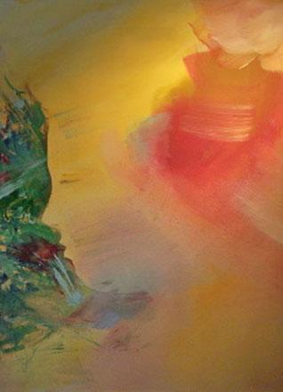 PORTRAIT, Acryl auf Leinwand, 60x80cm