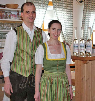 Franz und Herta Steurer