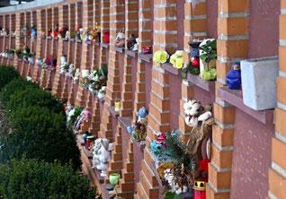 18. Januar 2016 - Mauer der Endlichkeit
