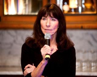 Ellen Gödde als Sprecherin