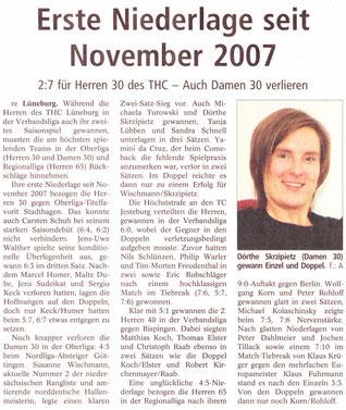 Bericht Landeszeitung 12.05.2010