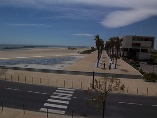 Ferienwohnung am Meer in Sète
