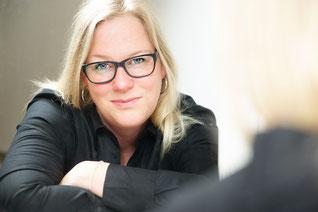 Anika Schön - Inhaberin der Agentur MARKE ICH, Expertin für Glück und Speakerin